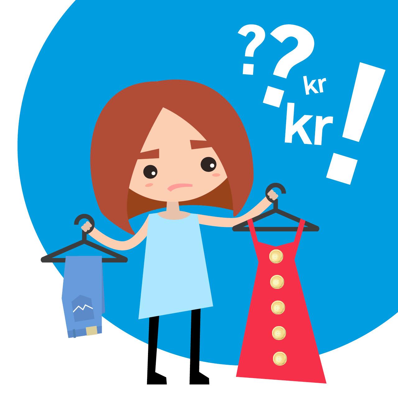 Hvor Meget Tøj Kan Butikker Kræve At De Ansatte Køber Hk