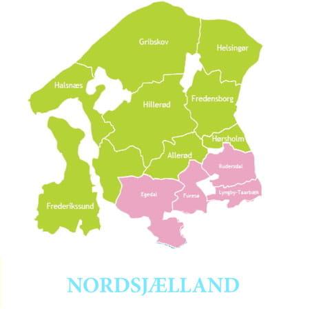 ungdomsjob nordsjælland