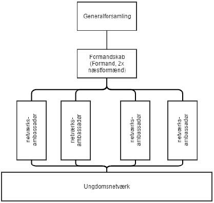 HK Ungdom Nordjyllands struktur