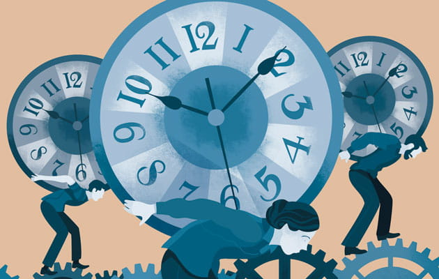 hvor lang pause har man krav på