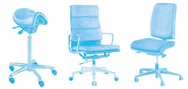 Storslåede Stor guide: Hvilken kontorstol skal du vælge? - HK MB88