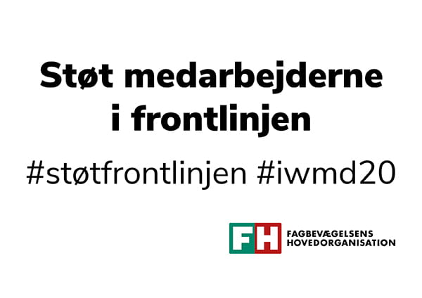 Det er den internationale arbejdsmiljødag 28. april - International Workers Memorial Day #iwmd20