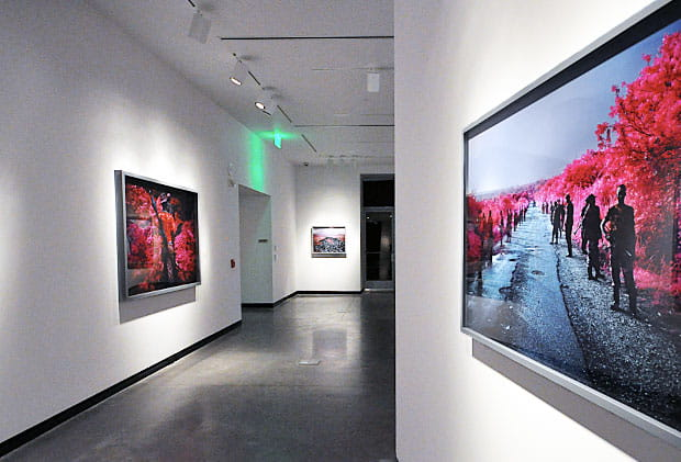 Richard Mosse udstiller The Enclave