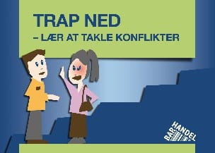 Trap ned - lær at takle konflikter